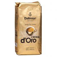 Кофе в зёрнах Dallmayr Crema D'Oro 1 кг