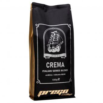 Кофе в зёрнах Prego Crema 1 кг