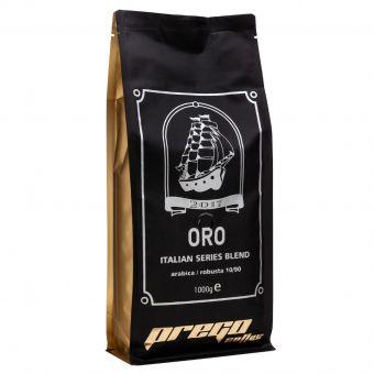 Кофе Prego Oro зерновой 1 кг