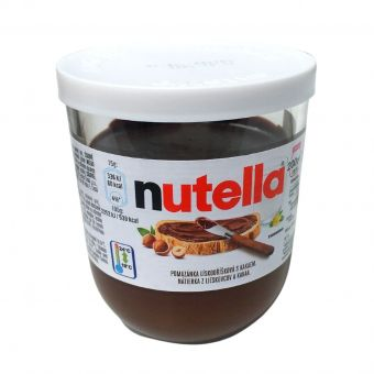 Nutella шоколадная паста 200г