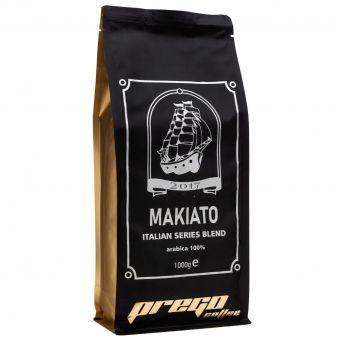 Кофе зерновой Prego Makiato 1 кг