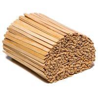 Деревянные палочки для размешивания кофе