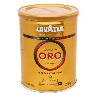 Кофе молотый Lavazza Qualita Oro ж/б 250г