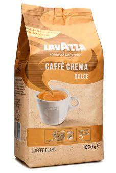 Кофе в зёрнах Lavazza Caffe Crema Dolce 1 кг