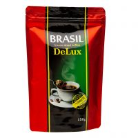 Кофе растворимый сублимат Premiere Brasil DeLux 150г