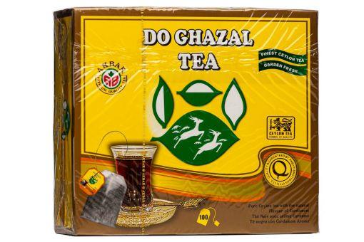 Чай чёрный с кардамон в пакетиках 100 шт