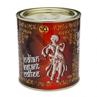 Кофе растворимый гранулированный Indian Instant NCL 180г