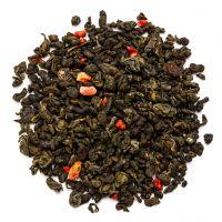 Чай зелёный с Клубникой 200 г