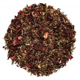 Чай травяной Мятный Каркаде 100г