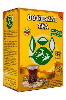 Чай цейлонский листовой  с кардамоном 500 грамм