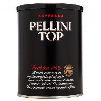 Кофе молотый Pellini Top 250 г