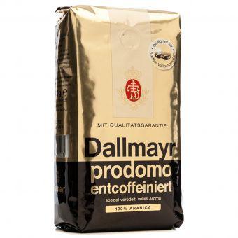 Кофе в зёрнах без кофеина Dallmayr Entcoffeiner 500 г