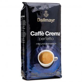 Кофе в зёрнах Dallmayr Perfetto 1кг