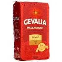 Кава мелена Gevalia Mellanrost BRYGG 450г