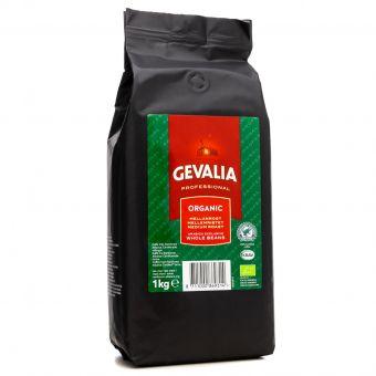 Кофе в зёрнах Gevalia Organic Medium 1кг