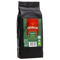 Кава в зернах Gevalia Organic Dark 1кг