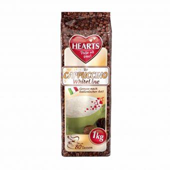 Капучино Hearts White, 1 кг - 80 порций