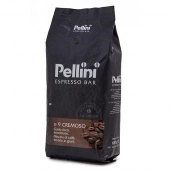 Кофе в зернах Pellini Espresso Bar №9 Cremoso 1кг