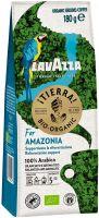 Кофе молотый Lavazza Tierra Amazonia 180г.