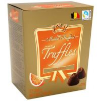 Конфеты Maitre Truffout  Апельсин 200г