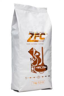 Ароматизированный кофе в зёрнах ZFC Aroma Молочный шоколад 1 кг